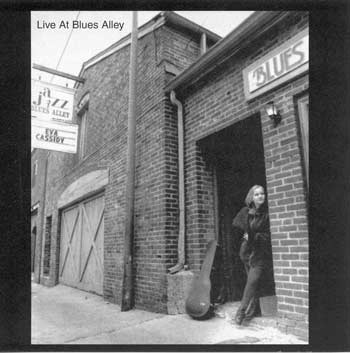 Eva Cassidy Music Live At Blues Alley Cd For Sale